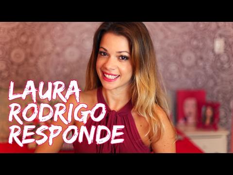 1 ANO DE CANAL/ 200 MIL INSCRITOS/ LAURA RODRIGO RESPONDE