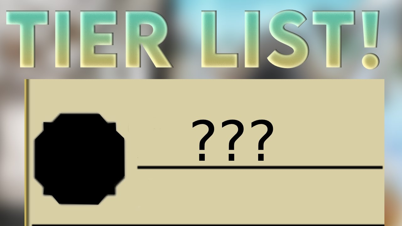 The BEST genkai? Tier List! [Roblox Shinobi Life 2] - YouTube
