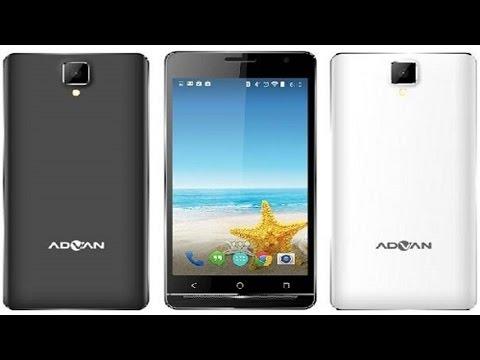 Advan i5a Glassy Gold: 4G LTE Mobile Rely Design Premium