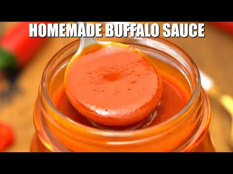 how-to-make-homemade-buffalo-sauce-recipe-video---sweet-and-savory-meals