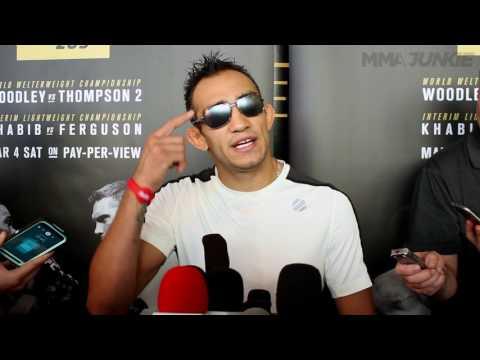 Tony Ferguson promises to finish Khabib Nurmagomedov at UFC 209