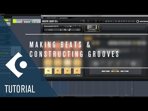 How to Make Beats and Construct Grooves | Make Music with Cubase Elements