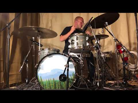 "Joe Purdy ""Cairo Walls"" – Drum Cover – Tim Baltes"
