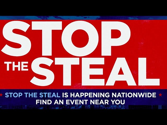 ITS TIME FOR STOP THE STEAL TV