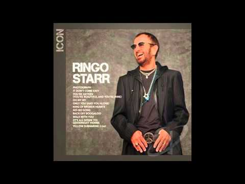 "Ringo Starr ""ICON"" (2014) FULL ALBUM"