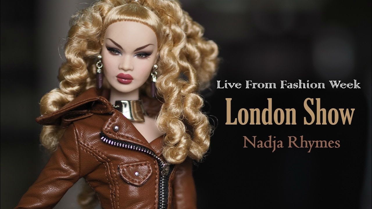 Integrity Toys Live From Fashion Week Convention Itfw 2019