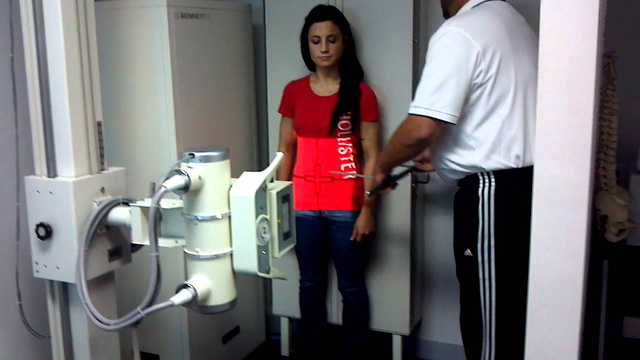 """Danielle's Career """"how to take an x-ray"""" - YouTube"""