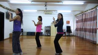 Indian Freestyle Song Practice----English Vinglish (Female) (Mar 2013)