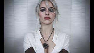 Ciri The Witcher 3: Wild Hunt - Makeup Transformation