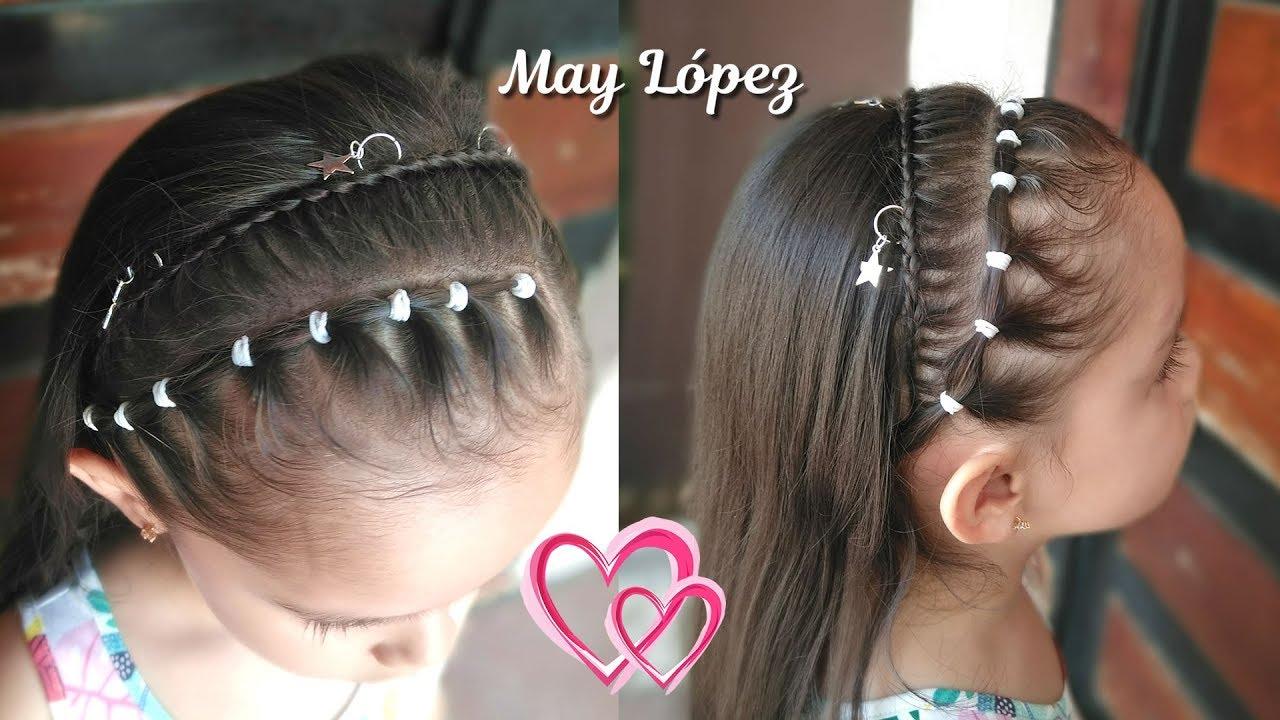 Peinados para Niñas con Pelo Corto