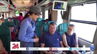 Đường sắt thay đổi chất lượng, dịch vụ để hút khách | VTV24