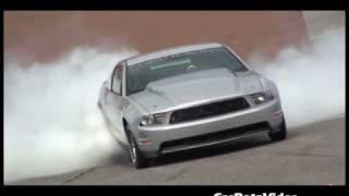 2010 Ford Mustang Cobra Jet Videos