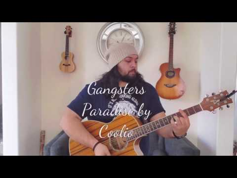 Gangsters Paradise - Coolio, acoustic cover