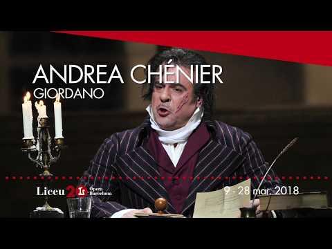 """'Andrea Chénier' (2017/18) - """"Nemico della patria"""""""