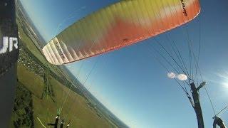 Параплан обучение. Paragliding lessons. Самое классное упражнение базового курса.
