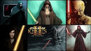 видео Прохождение игры Star Wars: Knights of the Old Republic II: The Sith Lords