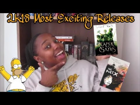 Most Exciting Releases of 2k18