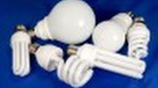 Почему моргает энергосберегающая лампа?(, 2014-12-17T09:25:17.000Z)