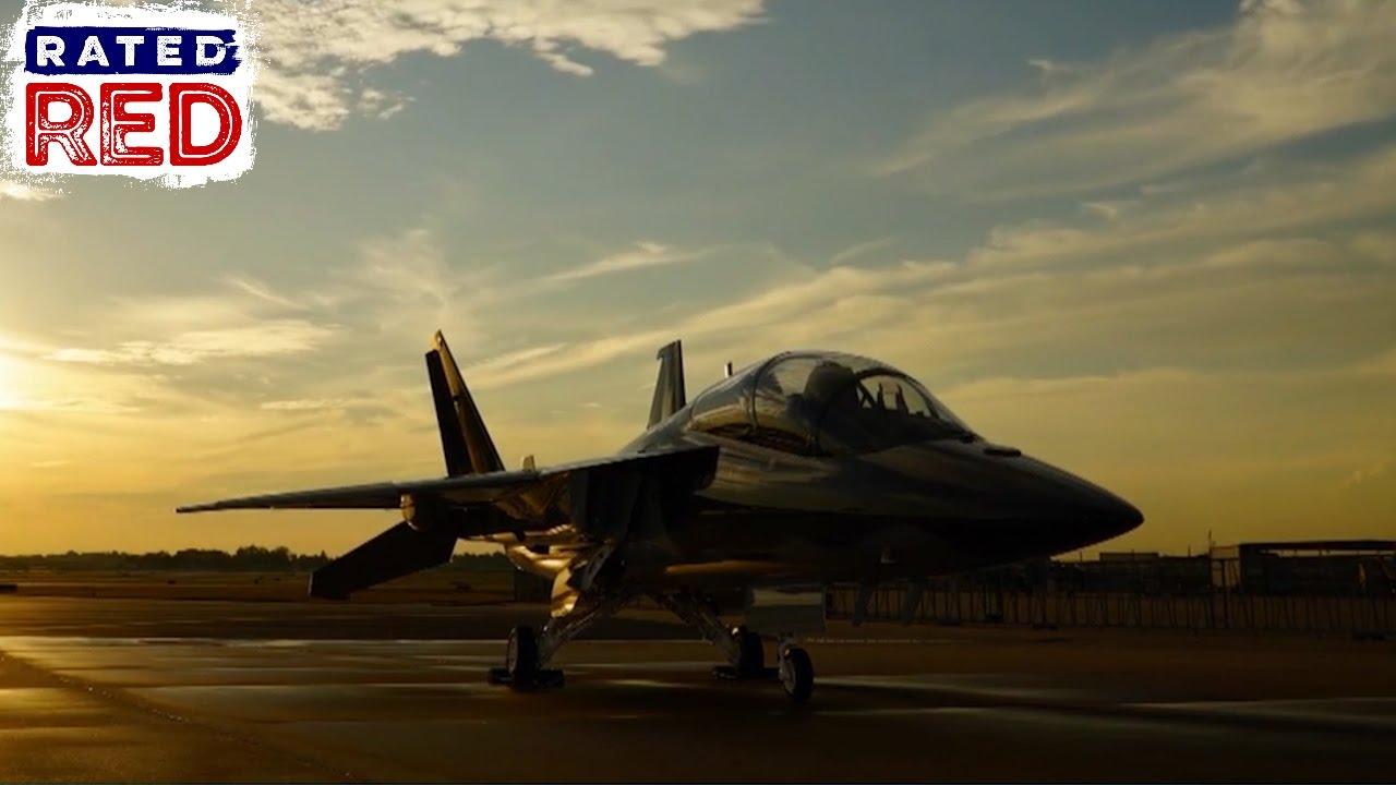 Boeing Unveils Advanced Pilot Training Jet