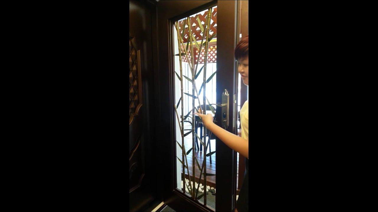 Security Door Malaysia Youtube