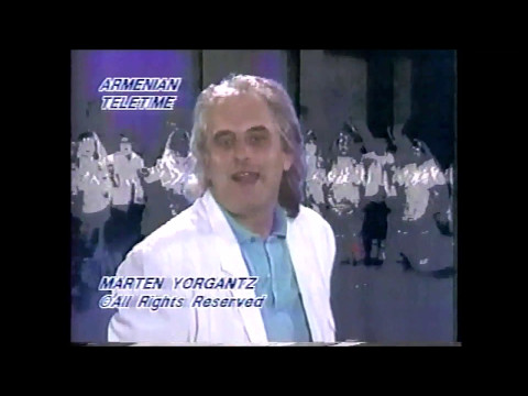 Marten Yorgantz - Jguydik [1989 Video]
