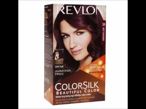 Revlon Colorsilk Beautiful Color Deep Burgundy 34 1 Ea