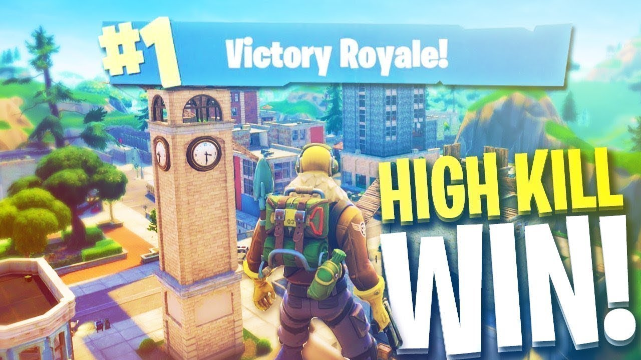 FORTNITE TYPHON HIGH KILL WIN!!!!! I CAN'T BE STOPPED
