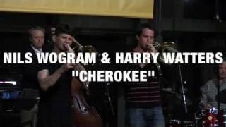 """Nils Wogram & Harry Watters """"Cherokee"""" - Slide Factory European Trombone Festival 2009"""