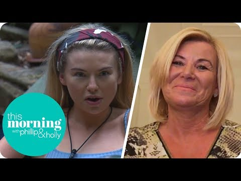 I'm A Celebrity Gossip - Deadly Snakes in Camp & Toff's Mom Speaks Live! | This Morning
