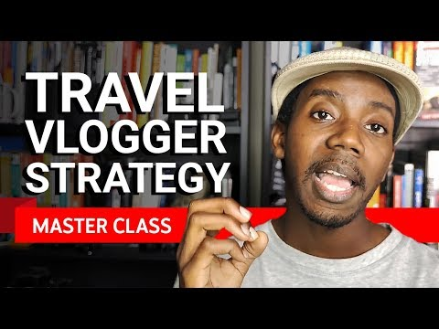 Travel vlogger content strategy | Minute Tips ft Roberto Blake