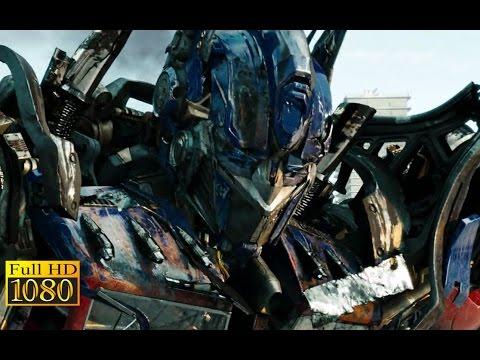 Transformers 3 - Dark of the Moon (2011) - Final Battle Full scene (1080p) FULL HD