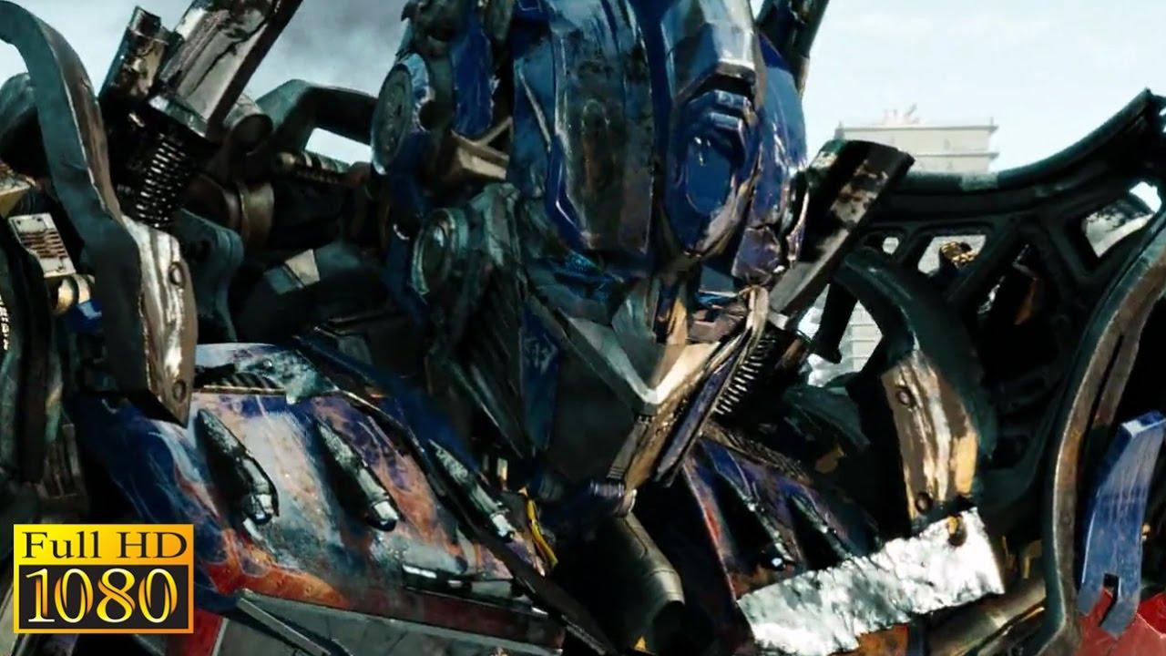 transformers 3 - dark of the moon (2011) - final battle|full scene
