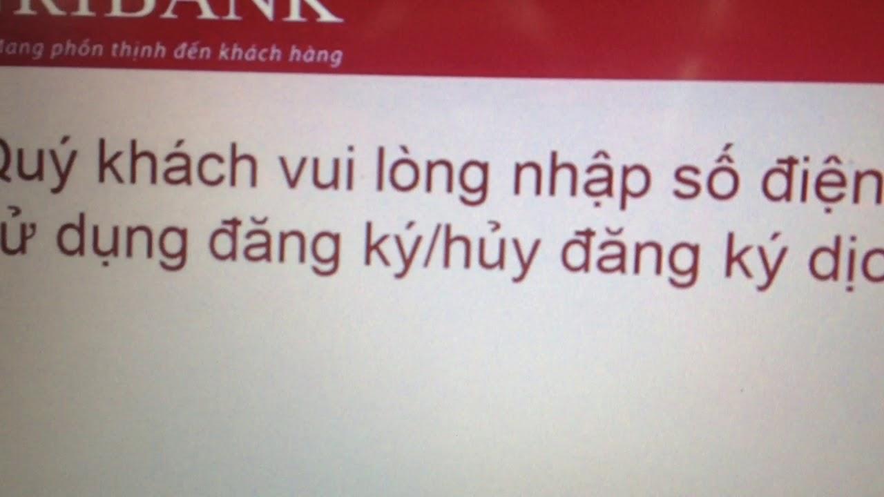 Ai có thẻ ATM AGRIBANK thì nên xem dù chỉ 1 lần