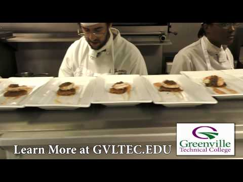 Greenville Technical College culinary program