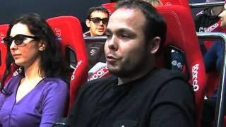 5d bioskop Novi Sad