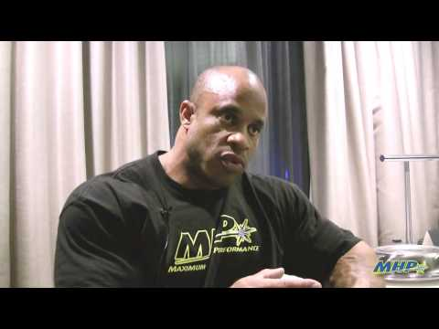 Victor Martinez Interview 2 days before the 2014 Arnold Classic