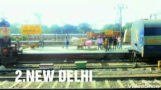 Top 12 most busiest railway stations of India
