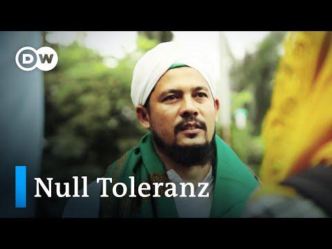 Religiöser Fundamentalismus und bedrohte Vielfalt in Indonesien | DW Dokumentation