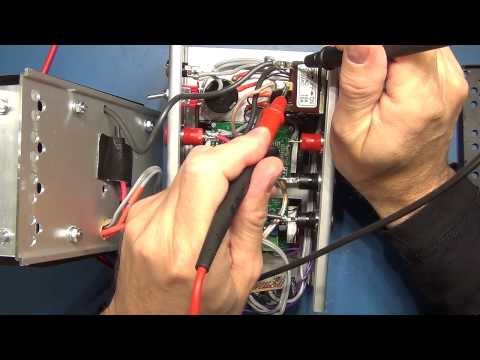 Troubleshoot and Repair of Electronic Constant Current DC Lo
