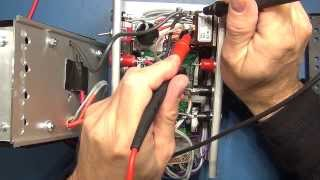 Troubleshoot and Repair of Electronic Constant Current DC Load