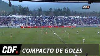 Universidad Católica 1 - 1 Cobresal | 1° Fecha | Torneo Apertura 2016 | CDF