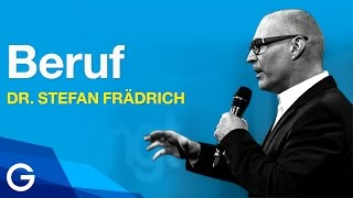Vier Typen des Berufslebens // Dr. Stefan Frädrich