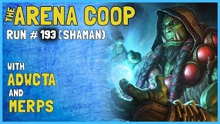 Hearthstone Arena Coop #193 (Shaman)
