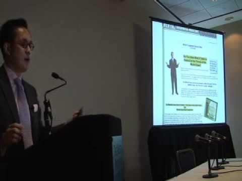 Dr. Sam Lam lectures on Leadership in Atlanta, Georgia
