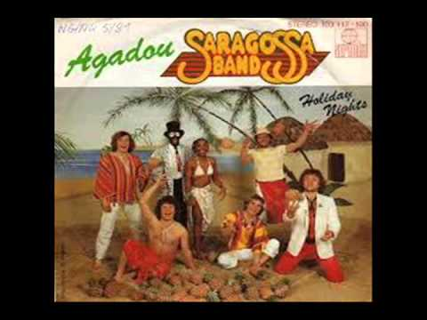 SARAGOSSA BAND   -   Agadou   (HQ)