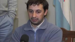 PRODUCTORES PORCINOS   DESAYUNO CON VICTOR AIOLA