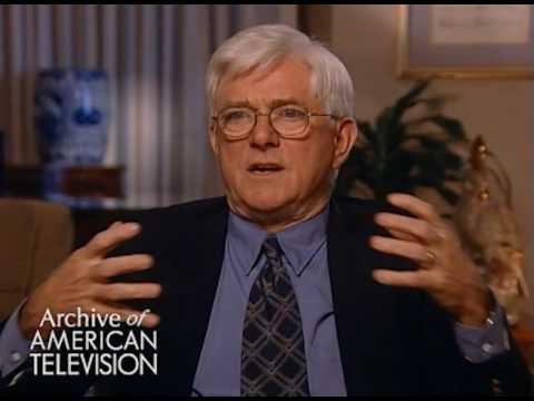 Phil Donahue on interviewing Anita Bryant -EMMYTVLEGENDS.ORG