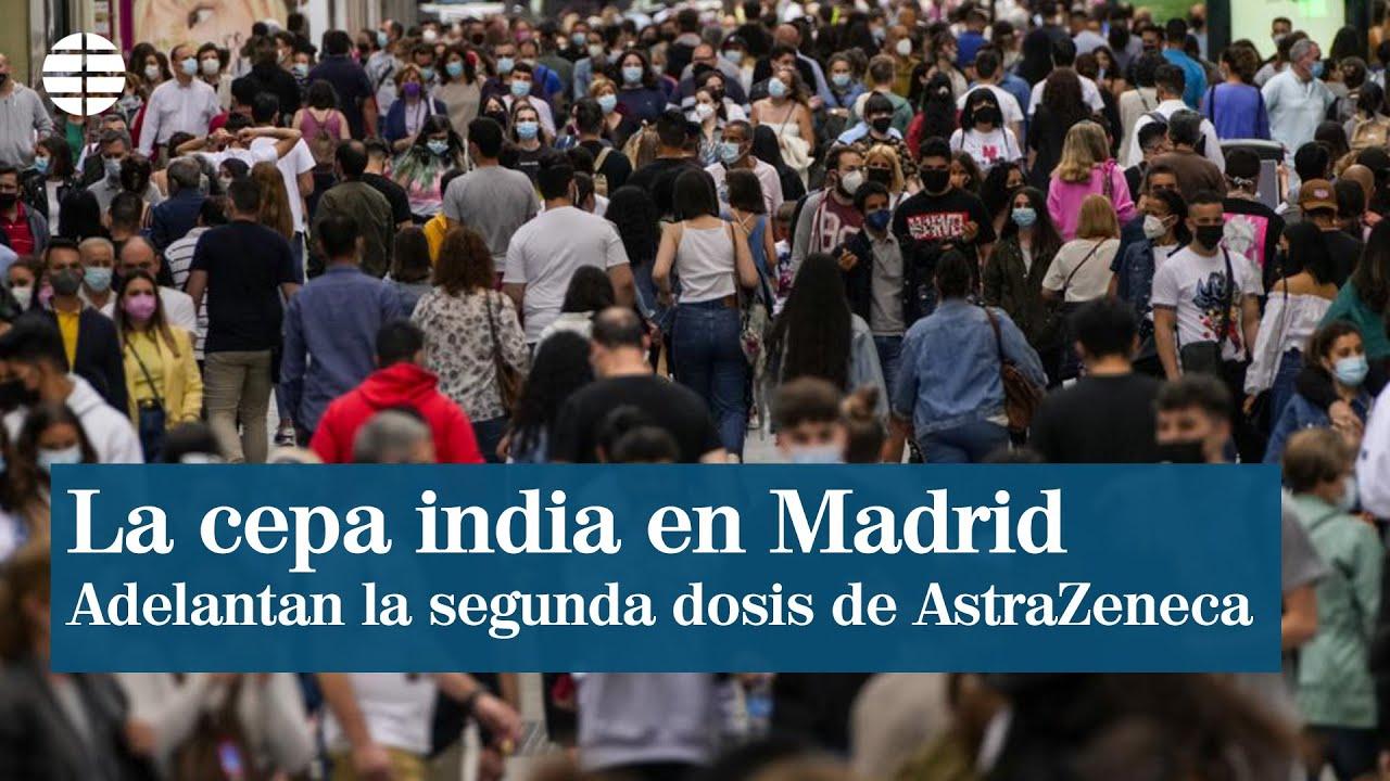 Coronavirus España hoy, última hora | España bate el récord de vacunación diario, con 654.232 dosis, y más de 12 millones tienen la pauta completa