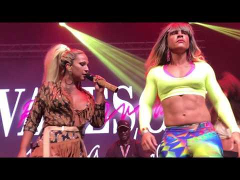 Pimenta - Valesca Popozuda ao vivo com Carol Paixão (Rodrigo Sant'Anna)