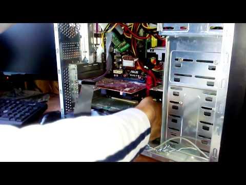Подключаем старый жесткий диск